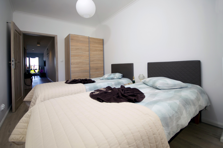 Lägenhet 1 - Sovrum 2