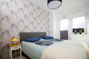 Lägenhet 9 - Sovrum 2
