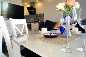 Lägenhet 9 - Matbord
