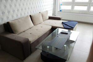 Lägenhet 5 - Vardagsrum
