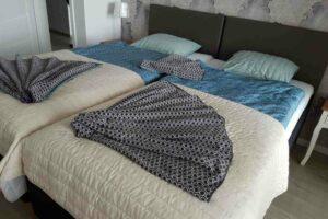 Lägenhet 5 - Sovrum